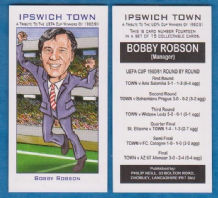 Ipswich Town Bobby Robson 14